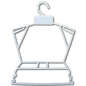 Economical Children's Plastic Frame Hanger