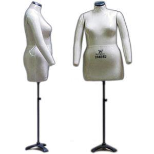 Wholesale Professional Pinnable Plus Size Dress Form