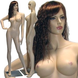 Sexy Mannequin with Curvaceous Body - Lindsay