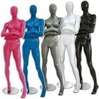 Glossy Female Abstract Mannequin - Roxanne