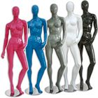 Glossy Female Abstract Mannequin - Donna