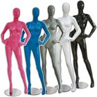 Glossy Female Abstract Mannequin - Sherry