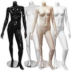 Glossy/Matte Headless Female Mannequin - Taylor