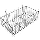 Shop Slatwall Baskets and Shelves