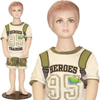 Boy\'s Mannequin with Molded Hair 3\' 3\'\'