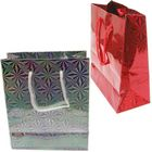 Holographic Eurotote Bags - 6'' x 4.5''