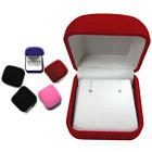 Square Velveteen Box - Earring Insert
