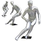 Sports Mannequin in Ski/Soccer/Athletic Pose