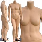 Female Headless Plus Size Mannequin