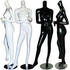 Glossy Headless Ladies Mannequins