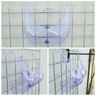 USED Plastic Hanging Bra Form Display (Final Sale)