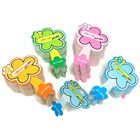 Fashion Accessory' Flower Folding Jewelry Tag - Pack of 100