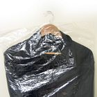 36'' L Clear Poly Garment Bags - Suit
