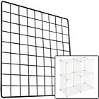 Standard Weight Grid Wire Storage Cube Panel