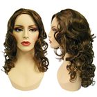 Brunette Luscious Curly Stella Wig