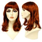 Soft Look Auburn Red Alley (Scarlett) Wig